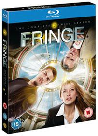 Fringe: Season 3 - (Import Blu-ray Disc)