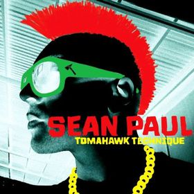 Sean Paul - Tomahawk Technique (CD)