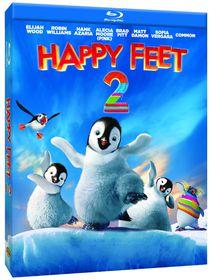 Happy Feet Two (2D & 3D Blu-ray Combo)