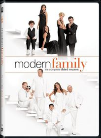 Modern Family Season 3 (DVD)