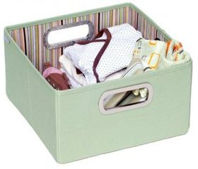 JJ Cole - 8373 - Storage Small - Green Stripe