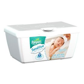 Pampers - Baby Wipes Sensitive Tub 56