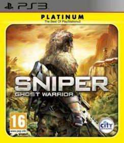 Sniper: Ghost Warrior Platinum (PS3)