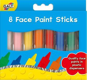 GALT - 8 Face Painting Sticks