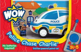 WOW - Police Chase Charlie