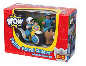 WOW - Police Patrol Riders