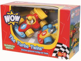 WOW - The Turbo Twins