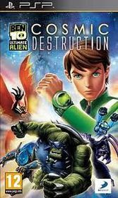 Ben 10 Ultimate Alien: Cosmic Destruction (PSP Essentials)
