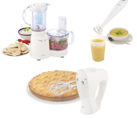 Kenwood - Multi Gift Pack - 450 Watt White