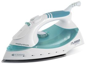 Morphy Richards - Turbo Steam Spray Dry Iron - 2000 Watt