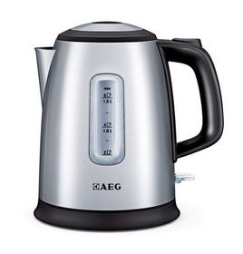 AEG -  1.5 L Kettle - 2400 Watt - Stainless Steel