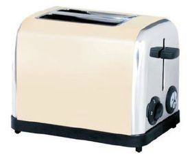 BHS - 2 Slice Toaster - Cream