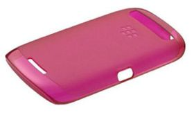 Blackberry 9380 - Soft Shell - Hot Pink