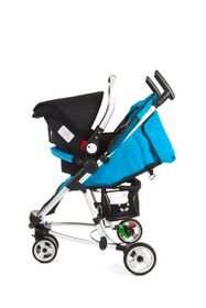 Breeze Travel System - Aqua &amp; Black