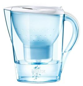 Brita - Marella Extra Large 3-5 L Water Filter Jug - White