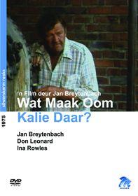 Wat Maak Oom Kalie Daar? (DVD)