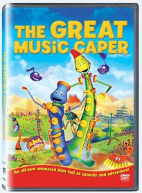 The Great Music Caper (DVD)