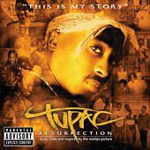 2 PAC - RESURRECTION: MUSIC FROM AND INSPIRED BY (CD)