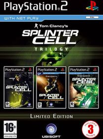 Compilation: Tom Clancy's Splinter Cell Trilogy Pack (PS2)