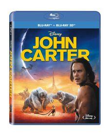 John Carter (2D & 3D Blu-ray Superset)