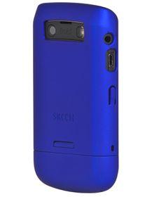Skech Hard Rubber - for BlackBerry 9700 - Blue