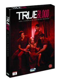 True Blood Season 4 (DVD)