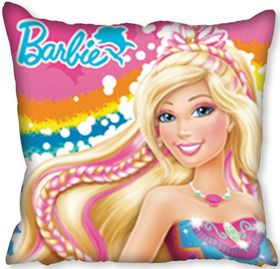 Barbie Mermaids Tale 2 Wave Scatter Cushion