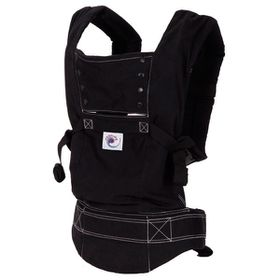 Ergo Baby - Baby Carrier Black Sport
