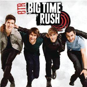 Big Time Rush - BTR (CD)