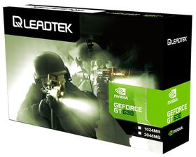 Leadtek Winfast GT 630 - SDDR3 PCI Express 2.0 Graphics Card - 1GB