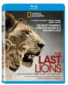 The Last Lions (Blu-ray)