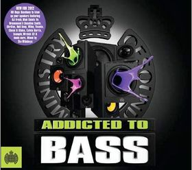 Ministry Of Sound - Addicted To Bass 2012 (CD)