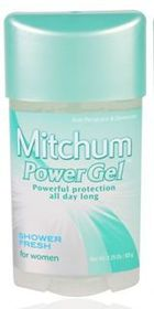 Mitchum Gel 63G Shower Fresh - 3234