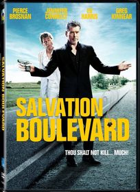 Salvation Boulevard (DVD)