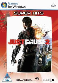 Super Hits: Just Cause 2 (PC DVD-ROM)