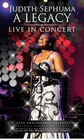 Sephuma Judith - A Legacy - Live In Concert [Deluxe] (DVD + CD)
