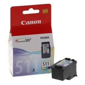Canon CL-511 Tri-Colour Printer Cartridge