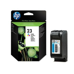 HP No. 23 Tri-Colour Inkjet Print Cartridge