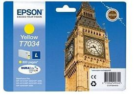 Epson Ink T7034 Yellow