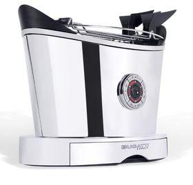 Bugatti - Volo - Toaster - Chrome