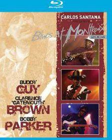 Carlos Santana - Presents Blues At Montreux 2004 - (Import Blu-ray Disc)