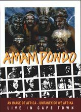 Amampondo - An Image Of Africa - Live (CD)