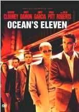 Ocean's Eleven (2001)(DVD)