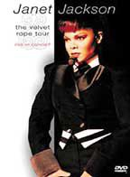 Janet Jackson – The Velvet Rope Tour (DVD)