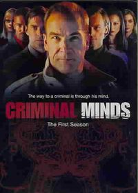 Criminal Minds:First Season - (Region 1 Import DVD)