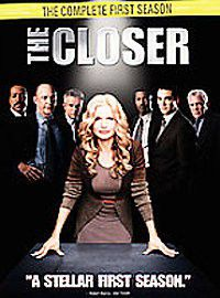 The Closer Season 1 (DVD)