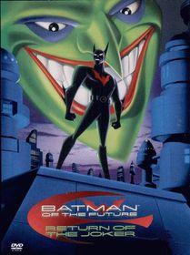 Batman Of The Future Return Of The Joker (DVD)