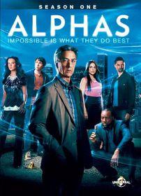 Alphas Season 1 (DVD)