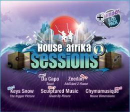 House Afrika - House Afrika Sessions 2 (CD)