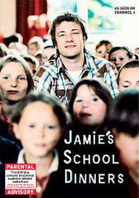 Jamie's School Dinners - (Import DVD)